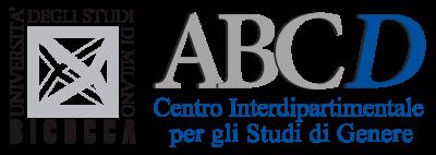Logo di ABCD - Centro Interdipartimentale per gli Studi di Genere dell'Università di Milano-Bicocca